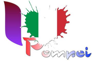 I love Pompei