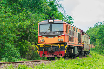 Railways of Thailand
