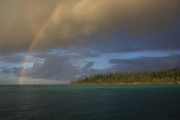 Arc en ciel - Nouvelle Calédonie