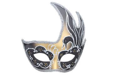 Isolated glamour mask