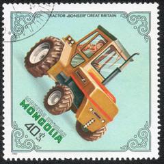 MONGOLIA - CIRCA 1982: