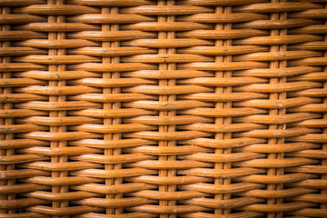 Wall Mural - Rattan basketry pattern  background 2