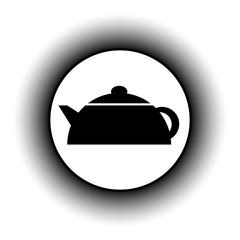 Kettle button.