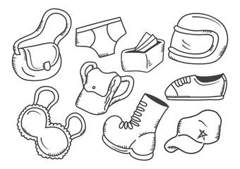 apparel doodle