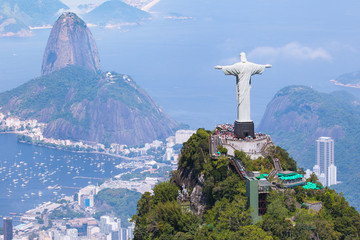 Wall Mural - Christ Redeemer