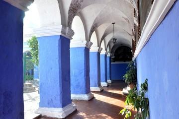 Cloître Santa Catalina
