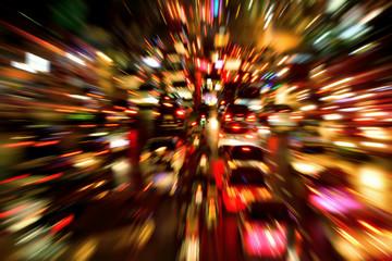 Obraz Rush Hour - fototapety do salonu