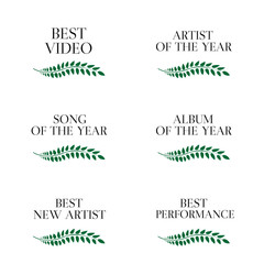 Music Video Awards Categories 3