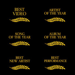 Music Video Awards Categories 4