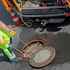 Kanalsanierung, Kanalreinigung