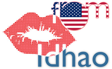 Kiss from Idhao