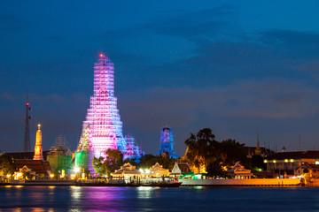 Wat Arun After Sunset