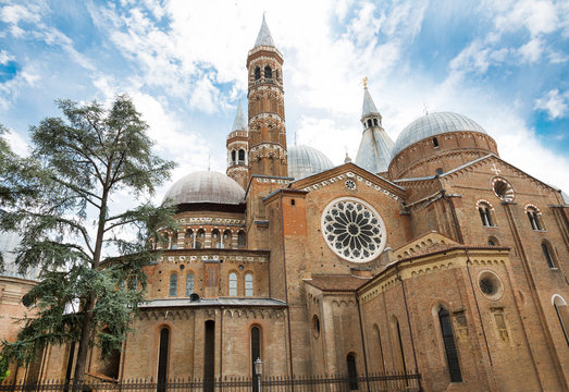 Basilica of St. Anthony in Padua - Italy