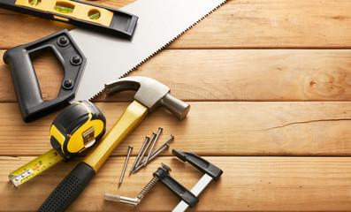 Obraz carpentry - fototapety do salonu