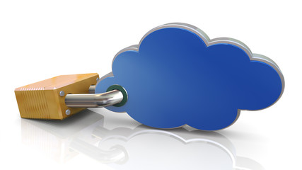 3d lock and cloud computing