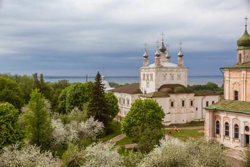 Goritsky monastery, Pereslavl-Zalessky, Russia
