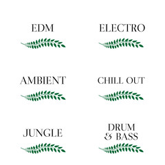 Electronic Music Genres 7