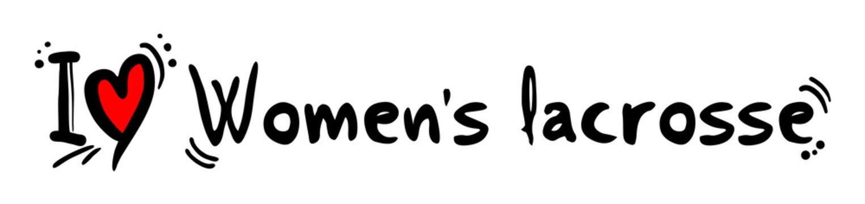 Women's lacrosse love