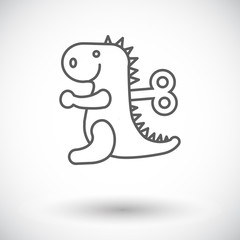 Dinosaurus toy