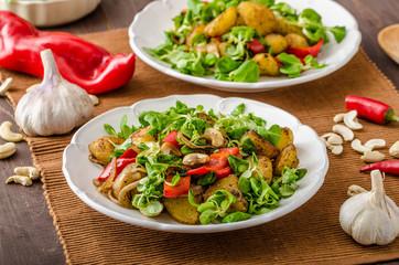 Summer potato salad