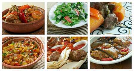 set oriental   cuisine