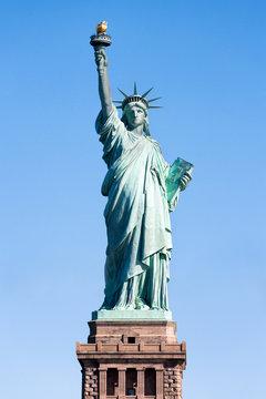 Freiheitsstaue in New York USA