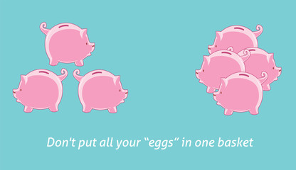 Investment quotes dont put your egg in one basket