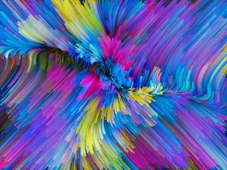 Toward Digital Color Vortex