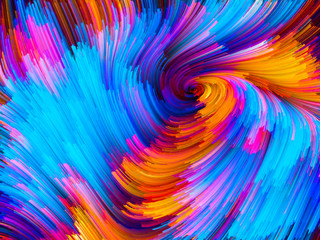 Energy of Color Vortex