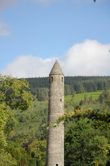 Klosteranlage in Glendalough