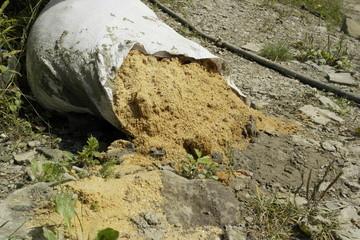 Worek z piaskiem
