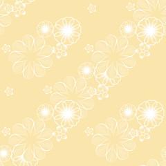 Seamless flowerr pattern