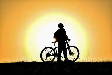 bisiklet kültürünü yaşamak ve doğa sevgisi