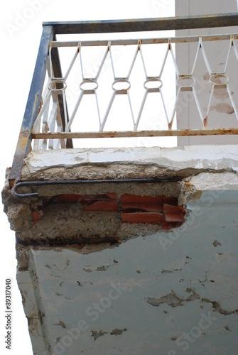 balkon sanierung balkonsanierung beton sanieren rost verrostet balkone gel nder schlechte. Black Bedroom Furniture Sets. Home Design Ideas