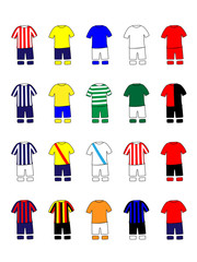 Mexican League Clubs Jerseys