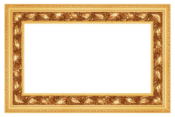 Golden frame 1