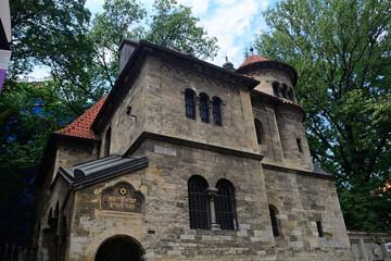 The Maisel Synagogue, Prague, Czech Republic