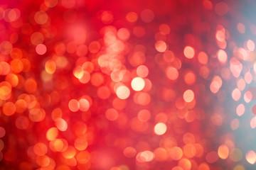 weihnachten rot bokeh hintergrund