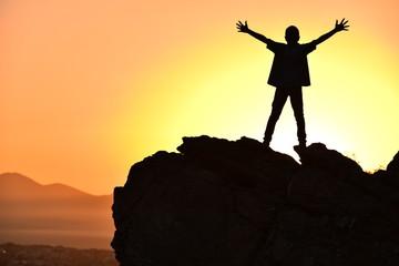 hedefe ulaşma gücü ve başarısı