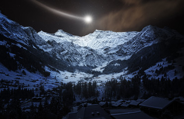 The Star of Adelboden