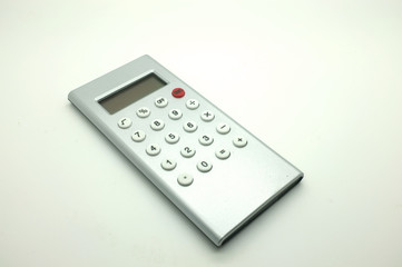 Electronic digital calculator