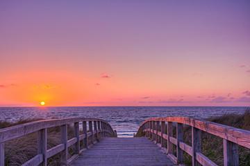 Fototapete - Strand Urlaub