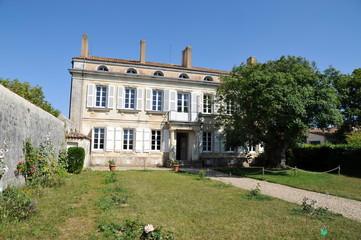 Ile d'Aix, Musée, Maison Napoléon