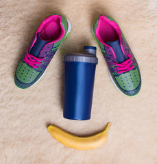 Sports. health. life. shoes. clothing