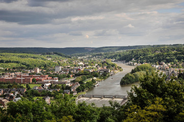 Meuse valley