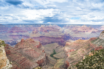Colori su Grand Canyon