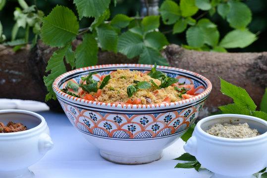 orientalisches Gericht