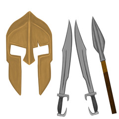 Spartan Weapons set 2 draw
