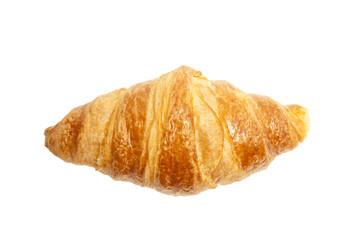 Croissant von oben