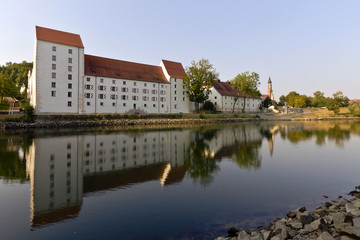 Straubing, Herzogschloss